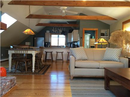 Provincetown Cape Cod vacation rental - Great Room