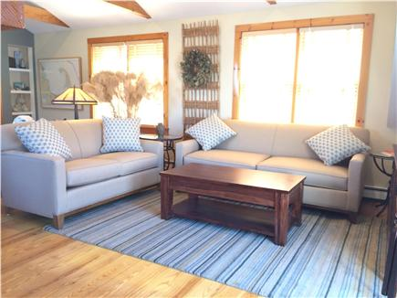 Provincetown Cape Cod vacation rental - Great Room Living Area