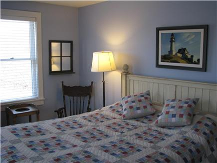 Provincetown Cape Cod vacation rental - Blue Bedroom