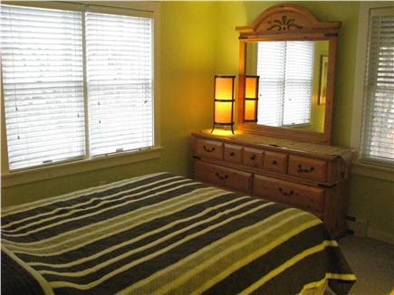 Provincetown Cape Cod vacation rental - Green Bedroom