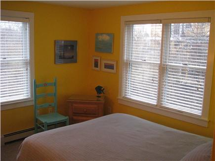 Provincetown Cape Cod vacation rental - Yellow Bedroom