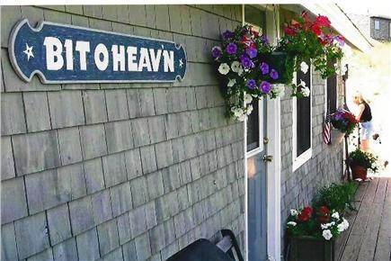 Wellfleet Cape Cod vacation rental - Welcome to Bit O'Heav'n