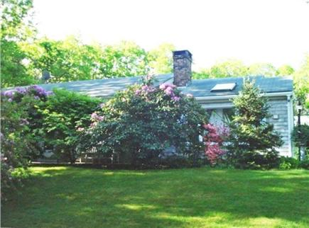 West Yarmouth Cape Cod vacation rental - View of the house from the driveway