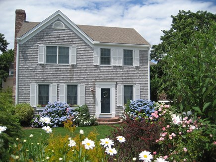 Chatham, In Olde Village near Mill Pond Cape Cod vacation rental - Front House