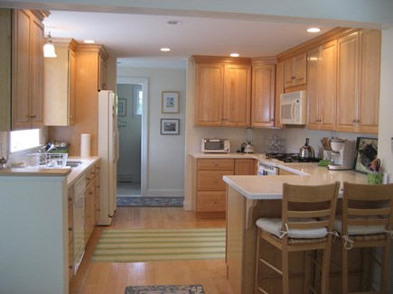 Chatham, In Olde Village near Mill Pond Cape Cod vacation rental - Kitchen