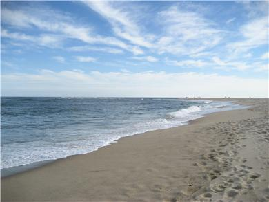 Chatham, In Olde Village near Mill Pond Cape Cod vacation rental - Miles of endless beach