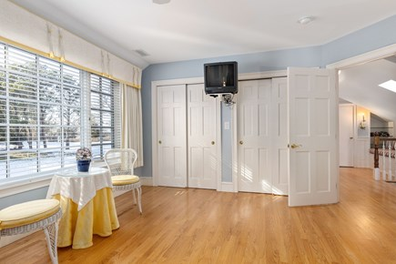 Chatham, downtown Cape Cod vacation rental - Plenty of closet space in blue room