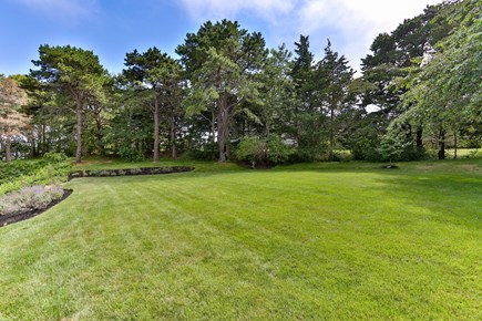 Chatham, downtown Cape Cod vacation rental - Beautiful flat area for soft ball, croquet, badminton or soccer.