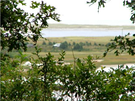 Chatham Cape Cod vacation rental - View of ocean and marsh from the upper deck