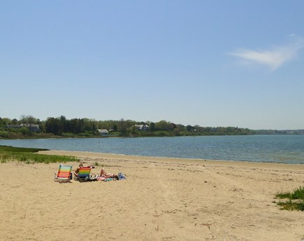 Chatham, downtown Cape Cod vacation rental - Swim and boat at Oyster Pond-1/2 mile from house
