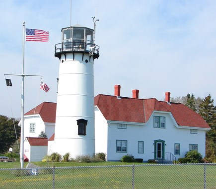Chatham, downtown Cape Cod vacation rental - Historic Chatham Lighthouse a bike ride away