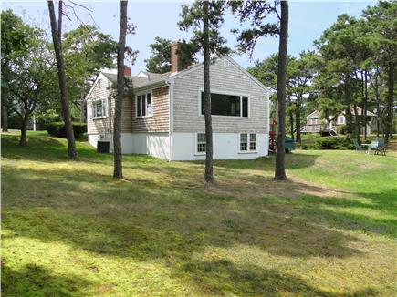 Chatham Cape Cod vacation rental - Barbeque or sunbathe in the backyard