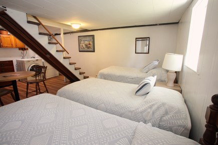 Chatham Cape Cod vacation rental - Plus Bedroom with three twin beds