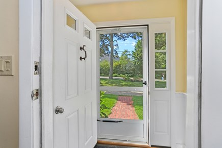 Chatham Cape Cod vacation rental - Welcoming Entrance