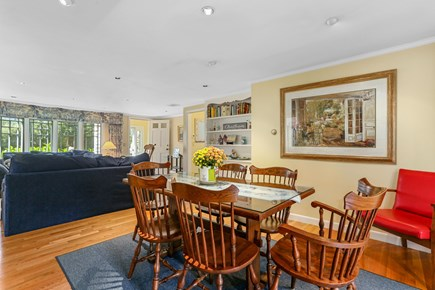 Chatham Cape Cod vacation rental - DIning area