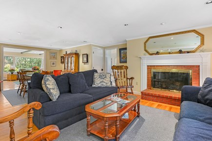 Chatham Cape Cod vacation rental - Comfortable Seating Arrangement for Sharing Conversation