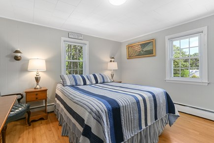 Chatham Cape Cod vacation rental - Another view of main level Queen bedroom