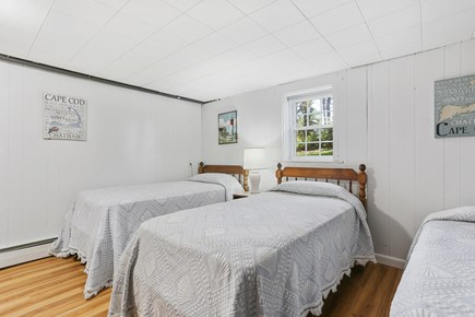 Chatham Cape Cod vacation rental - More of the Plus Bedroom three twin beds