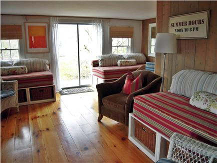 Chatham Cape Cod vacation rental - Private 800sf Suite w FamRm, 3 Daybeds,2ndKit,BA,2BR