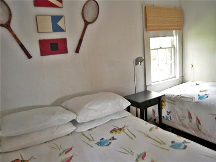 Chatham Cape Cod vacation rental - Bedroom #4: 1 Queen + 1 Twin Bed