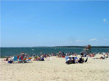 Chatham Cape Cod vacation rental - Hardings Beach.. Fun for All Ages! NatlGeo Best CC Beach!