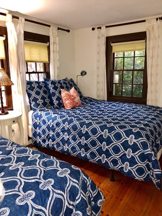 Chatham Cape Cod vacation rental - Bedroom #1: 1 Queen + 1 Twin Bed