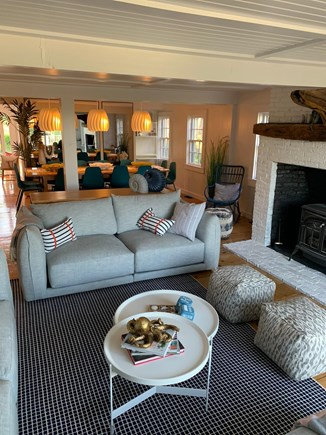 Chatham Cape Cod vacation rental - New living room!
