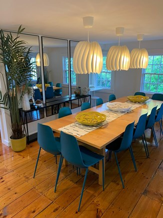 Chatham Cape Cod vacation rental - Dining table for 12