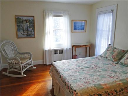 Chatham Cape Cod vacation rental - Queen bedroom upstairs