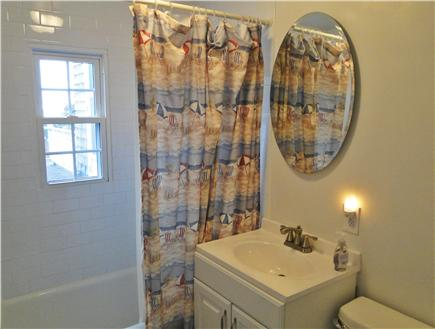 Chatham Cape Cod vacation rental - Newly refinished full bathroom