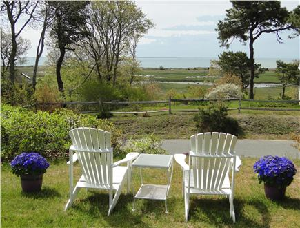 Chatham Cape Cod vacation rental - Stunning water views from back yard