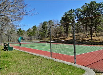Chatham Cape Cod vacation rental - Tennis courts available close by