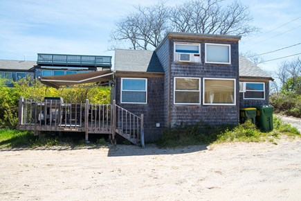 Eastham Cape Cod vacation rental - Cottage, deck, awning