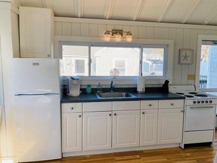 Dennis Port-Ocean Front Cape Cod vacation rental - Coral Cottage: Full Kitchen; Keurig Coffee Maker & Microwave