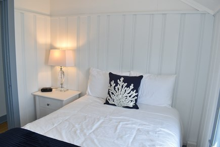 Dennis Port-Ocean Front Cape Cod vacation rental - Seascape Bedroom 3 with Full-Size Bed.