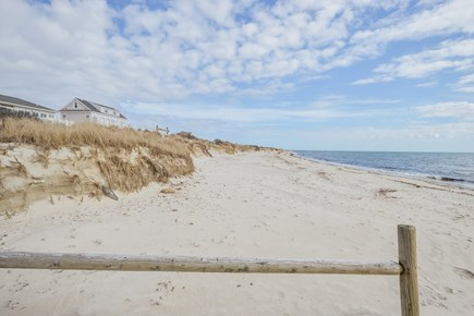 West Dennis Cape Cod vacation rental - Short walk (1/10 mile) to this beautiful beach!