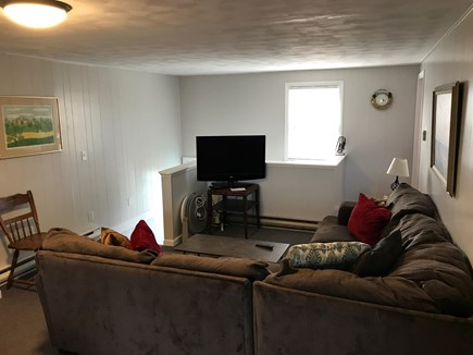 West Dennis Cape Cod vacation rental - Living room of Unit 22