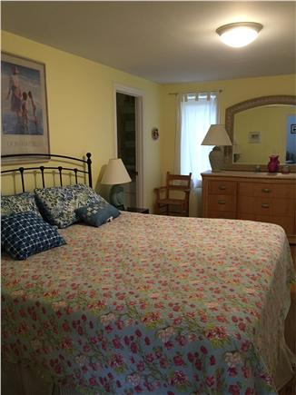 New Seabury New Seabury vacation rental - Master kIng bedroom with ensuite bathroom with shower