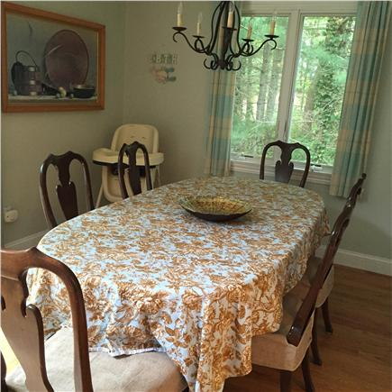 New Seabury New Seabury vacation rental - Dining Table seats 8!
