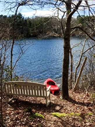 New Seabury New Seabury vacation rental - Take the kayak out on Fells Pond!
