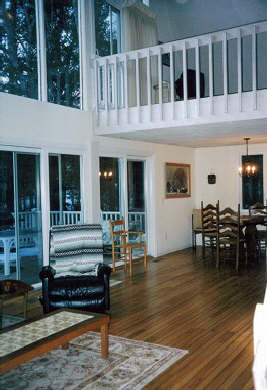 New Seabury New Seabury vacation rental - Large Open Living/Dining Area