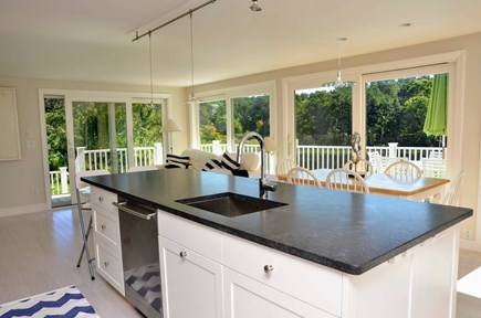 Chatham Cape Cod vacation rental - View from the kitchen