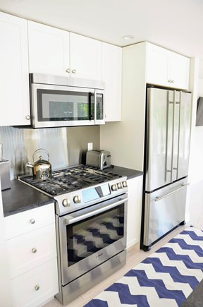 Chatham Cape Cod vacation rental - Newly remodeled kitchen with stainless steel appliances