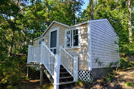Chatham Cape Cod vacation rental - The private cottage is located steps from the main house