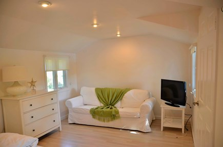 Chatham Cape Cod vacation rental - Living area of the cottage which has a new AC unit