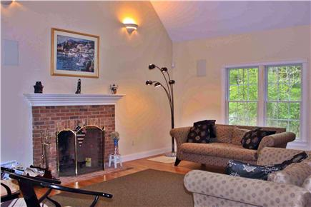 Falmouth, Sippewissett Cape Cod vacation rental - Comfortable seating for 8+ with new flat screen tv w/cable access