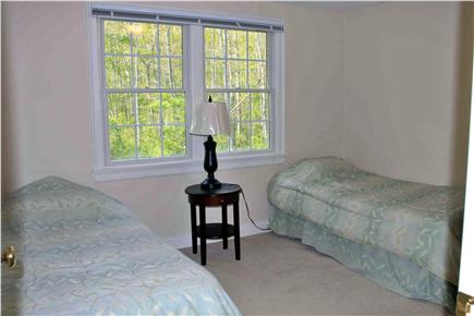 Falmouth, Sippewissett Cape Cod vacation rental - One of the Twin Bedrooms; more pix available for other bedrooms