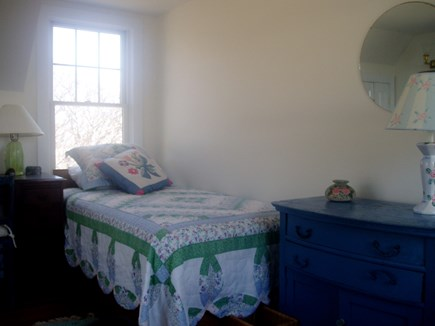 Provincetown, East End Cape Cod vacation rental - 4th bedroom with two single beds