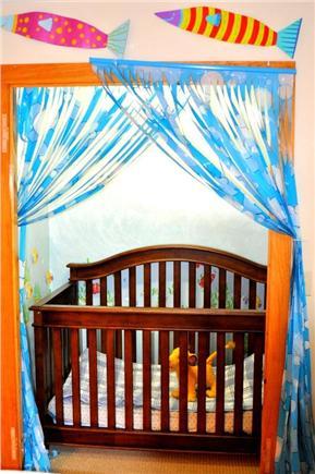 Hyannisport, MA Cape Cod vacation rental - Children's Ocean Bed