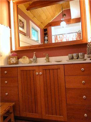 Hyannisport, MA Cape Cod vacation rental - Upstairs Bathroom
